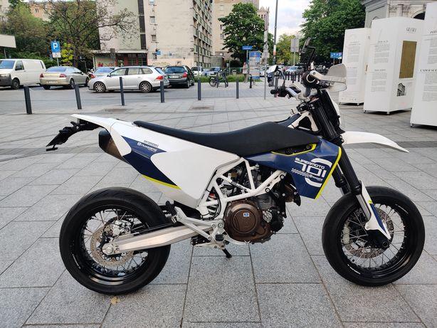 Husqvarna 701 SM Supermoto nie KTM