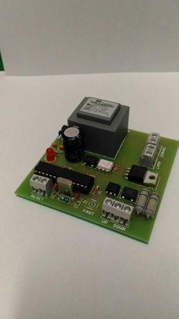 controlador luz programador led pássaros