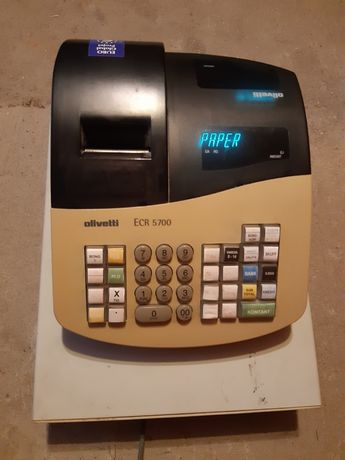 Kasa fiskalna Olivetti ECR 7500