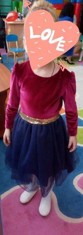 Продам платье 5-7 лет