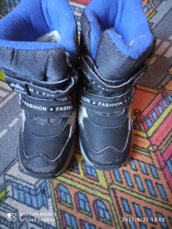 Продам зимние ботинки Томм 30р.