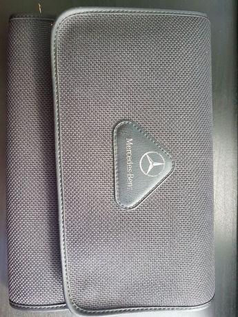 Książka serwisowa instrukcja obsługi Mercedes A-klasa