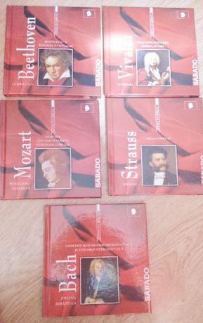 5 cd música clássica