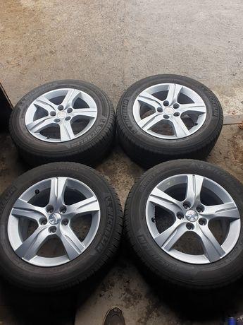 Диски R16 Peugeot, Citroen 5x108 7j ET46 ЦО65.1 оригінал, стан нових