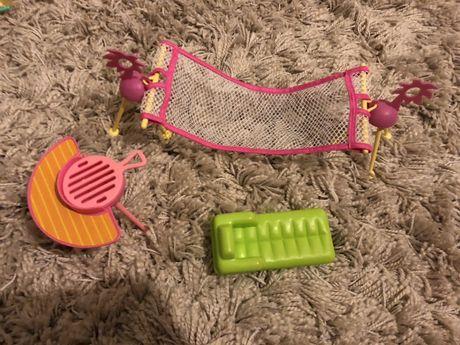Acessórios de praia Barbie