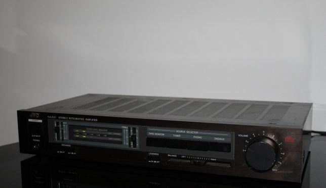 JVC A-K200B Wzmacniacz stereo hi-fi audiofilski podbicie Bass Wysyłka