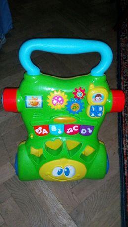 Увага!Ходунки-толокар-сортер для малюків!