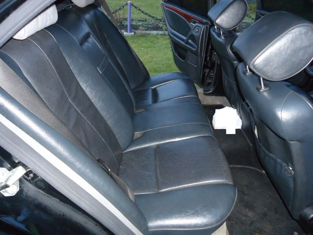 Mercedes W210 W124 разборка Сидіння шкіряні салон
