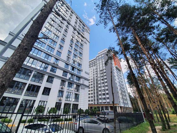 Двохкімнатна квартира в збудованому будинку, виїзд на Київ
