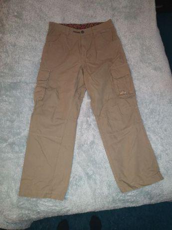 Spodnie męskie Mammut