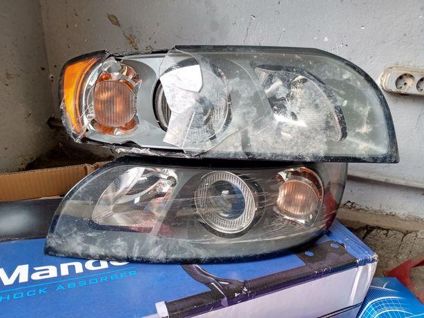 Volvo V50 передние фари