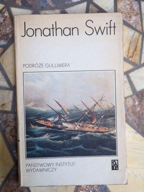 """Swift Jonathan """"Podróże Guliwera"""""""