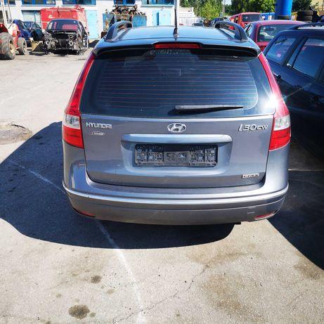 Hyundai i30 1,6 CRDI ,G4FC,85 kW,2010r-na części