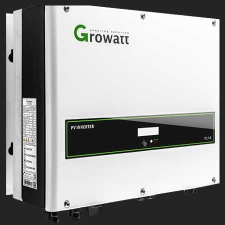 Falownik Growatt Inwerter 4000 TL3-S 3 fazy wi-fi