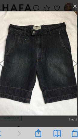 Шорты мужские джинсовые раз XL (38)