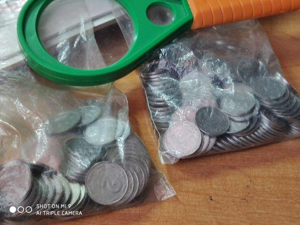 Монеты 1 и 2 коп-2000 по 2012- цена обсуждается..