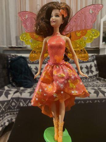 Lalka Barbie Motyl