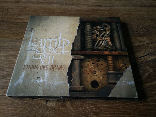 Lamb of God: Sturm und Drang