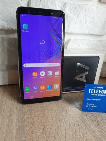 Samsung A7 2018 4/64 4msc gwarancji. Telefon komórkowy. KomTeris