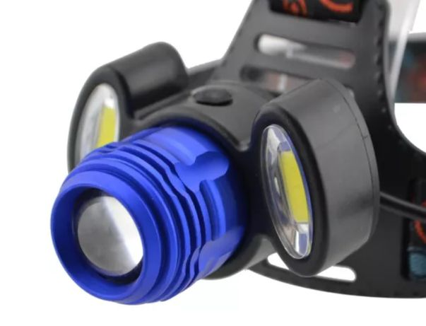 Налобный фонарь, налобний фонарик, на голову, диод T6, мощный фонарик