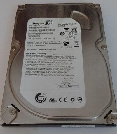 HDD диск Seagate Barracuda 500GB