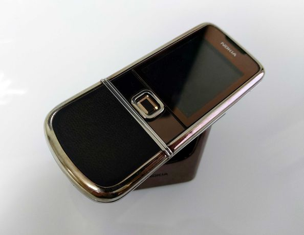 Nokia 8800 Arte Sapphire Brown-телефон бизнес-класса !