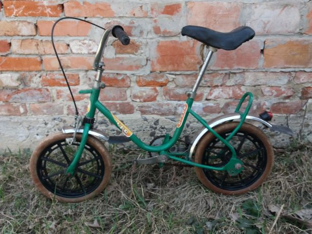 Велосипед детский советский
