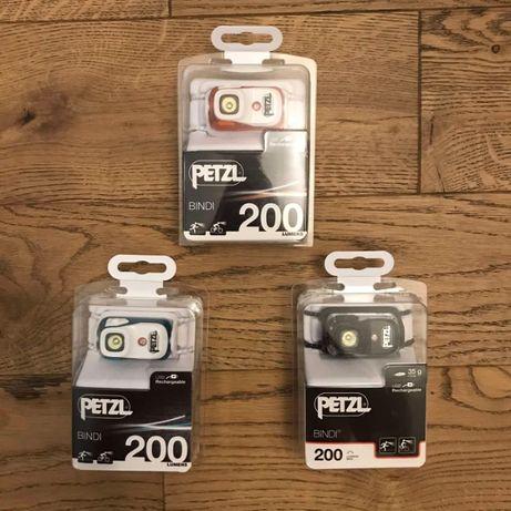 Нові ліхтарики Petzl Bindi, та Petzl Swift RL