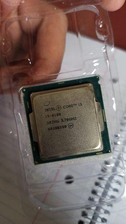 i3-6100 sem cooler