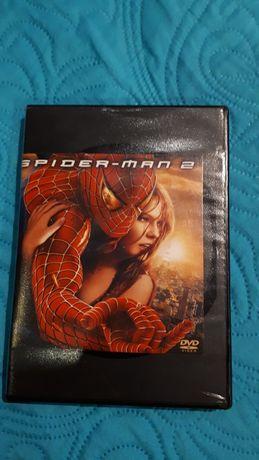 """""""SPIDER MAN"""" 2 film dvd"""