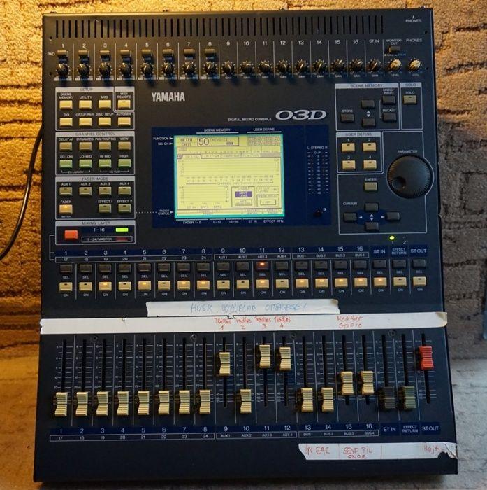 okazja! cyfrowy mixer Yamaha 03D Grabowo - image 1