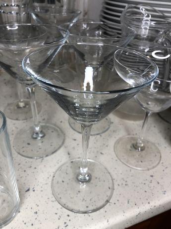 Бокали, стакани, посуда, чашка американо, еспрессо,бокал мартини,латте