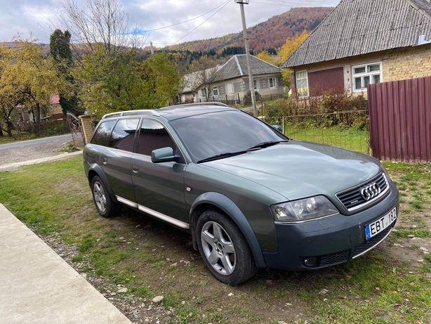 AUDI A6 QUATTRO 2.5 дизель