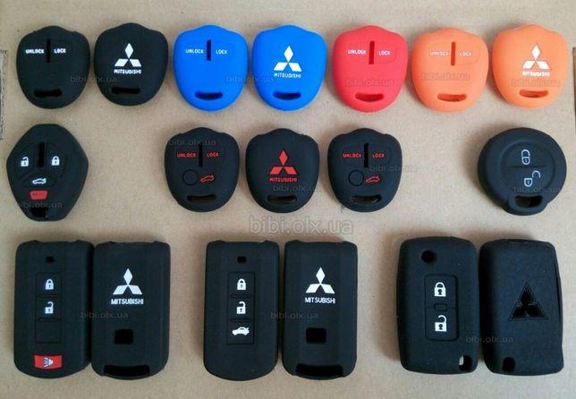 Чехол для ключа Mitsubishi Lancer,Outlander,Pajero Wagon,Sport,Корпус