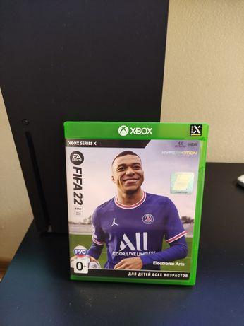 FIFA 22 XBOX Series