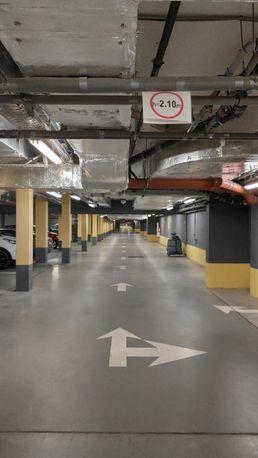 Паркинг в ЖК Авторский - Фонтанка 1 - Ривьера
