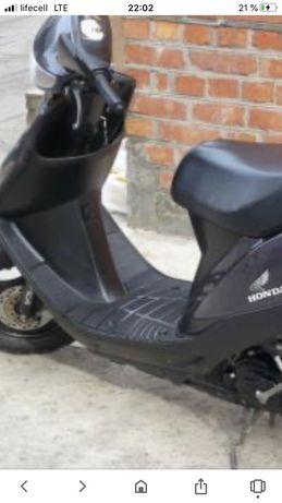 Honda Dio (Хонда Дио )27-28 Розбор