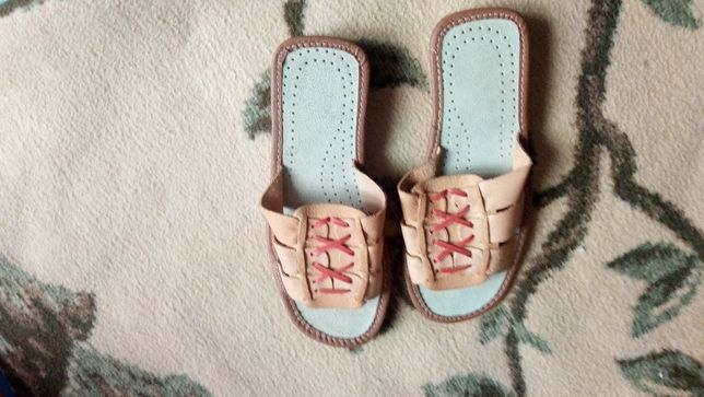 "Pantofle damskie ""38"""