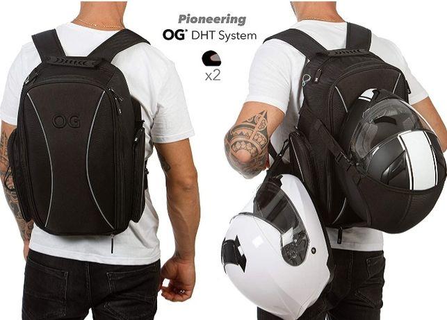 Plecak firmy OG Online & Go motocykl rower turystyka miasto