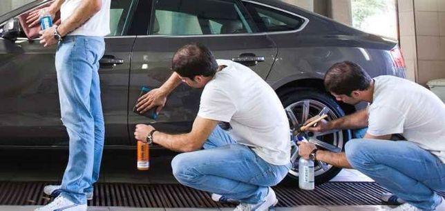 Быстрая подготовка вашего авто к продаже
