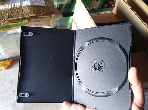 Caixa preta para CD ou dvd