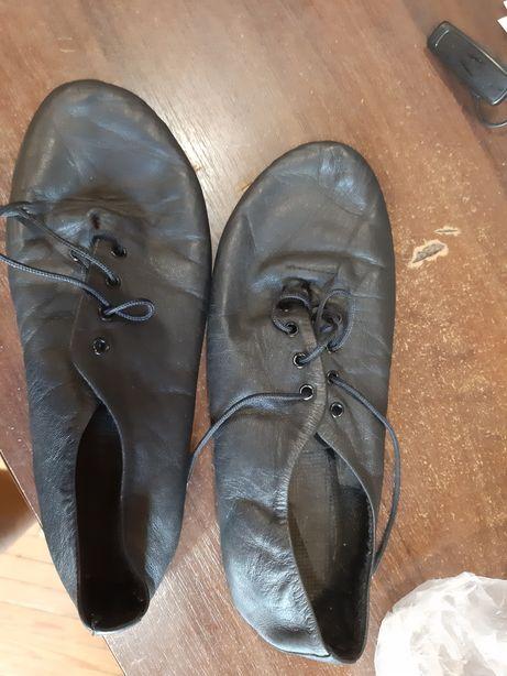 Танцевальная обувь, туфли, 23см.