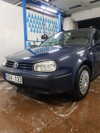 Volkswagen golf 4 ЗАГНАН НЕ С РФ! ТАМОЖИТСЯ.