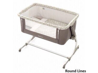 Кроватка люлька Jane Baby Side