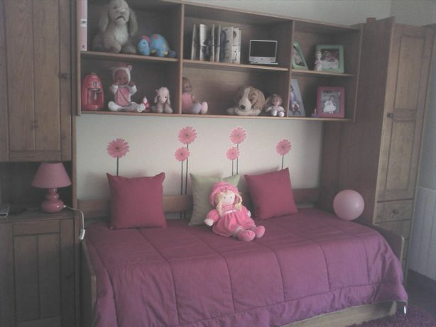 Mobília quarto estudio