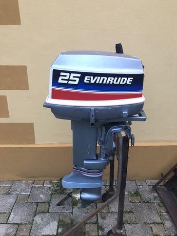 Евинруд 25 hp мотор к лодке Evinrude