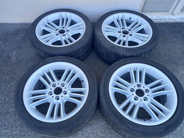 Styling 89 18 cali Borbet dwie szerokości BMW