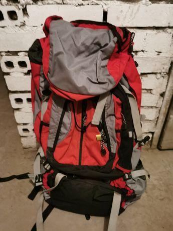 Duży plecak wycieczkowy