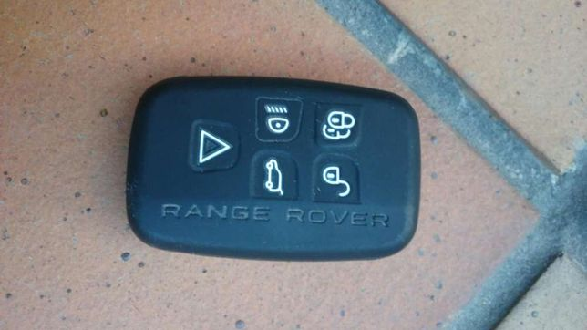 2 Capas chave Land/Range Rover