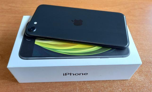 Iphone SE 2020 64 GB CZARNY
